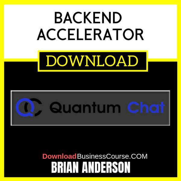 Brian Anderson Quantum Chat Bots FREE DOWNLOAD