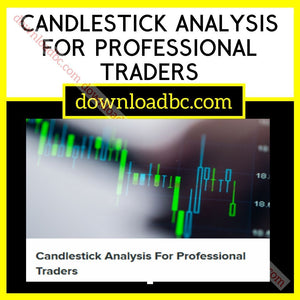 Candlestick Analysis For Professional Traders