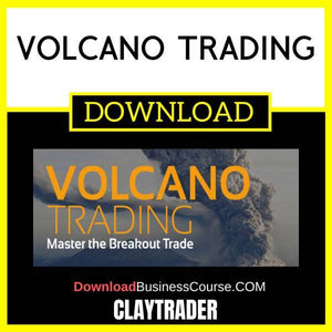 Claytrader Volcano Trading FREE DOWNLOAD