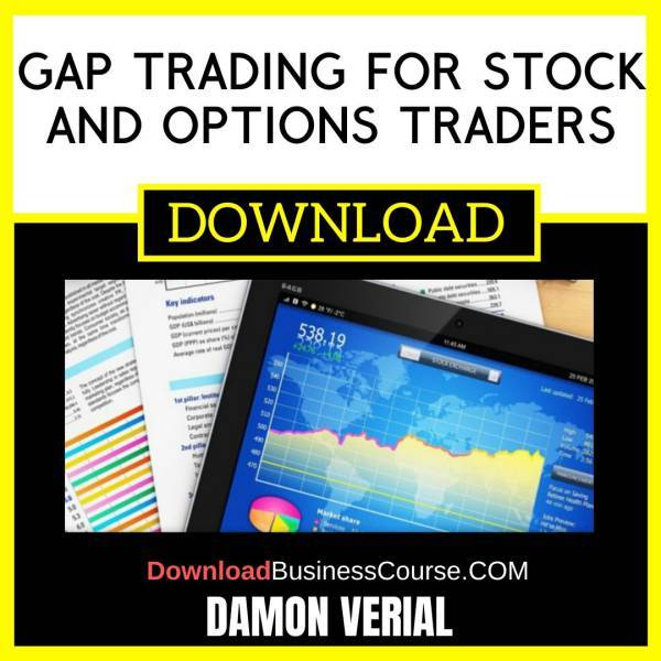 Damon Verial Gap Trading For Stock And Options Traders FREE DOWNLOAD