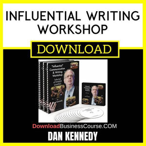 Dan Kennedy Influential Writing Workshop FREE DOWNLOAD