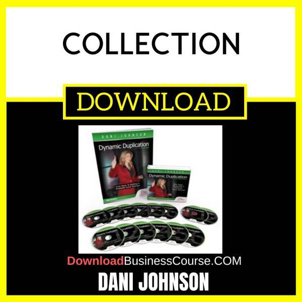 Dani Johnson Collection FREE DOWNLOAD
