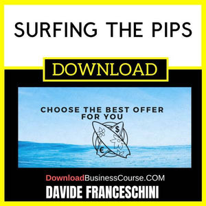 Davide Franceschini Surfing The Pips FREE DOWNLOAD