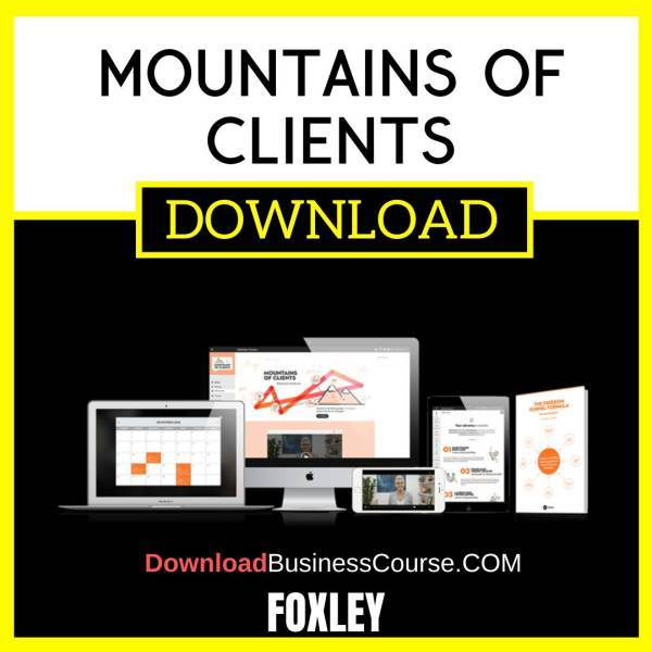 Foxley Mountains Of Clients FREE DOWNLOAD