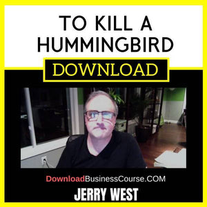 Jerry West To Kill A Hummingbird FREE DOWNLOAD