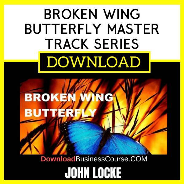 John Locke Broken Wing Butterfly Master Track Series FREE DOWNLOAD