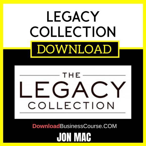 Jon Mac Legacy Collection FREE DOWNLOAD