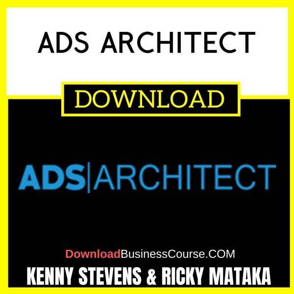 Kenny Stevens Ricky Mataka Ads Architect FREE DOWNLOAD