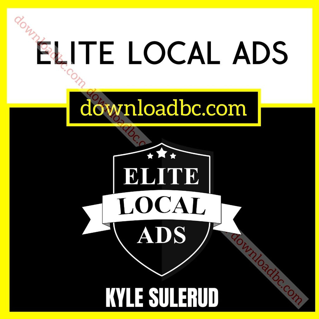 Kyle Sulerud Elite Local Ads free download