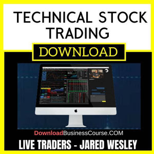 Live Traders Technical Stock Trading Jared Wesley FREE DOWNLOAD