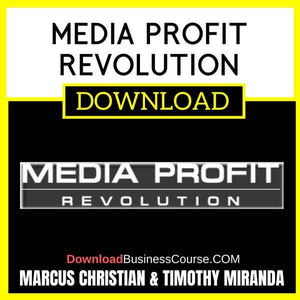 Marcus Christian Timothy Miranda Media Profit Revolution FREE DOWNLOAD