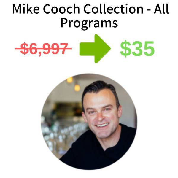 Mike Cooch Collection - All Programs FREE DOWNLOAD