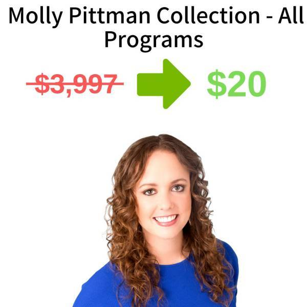 Molly Pittman Collection - All Programs FREE DOWNLOAD