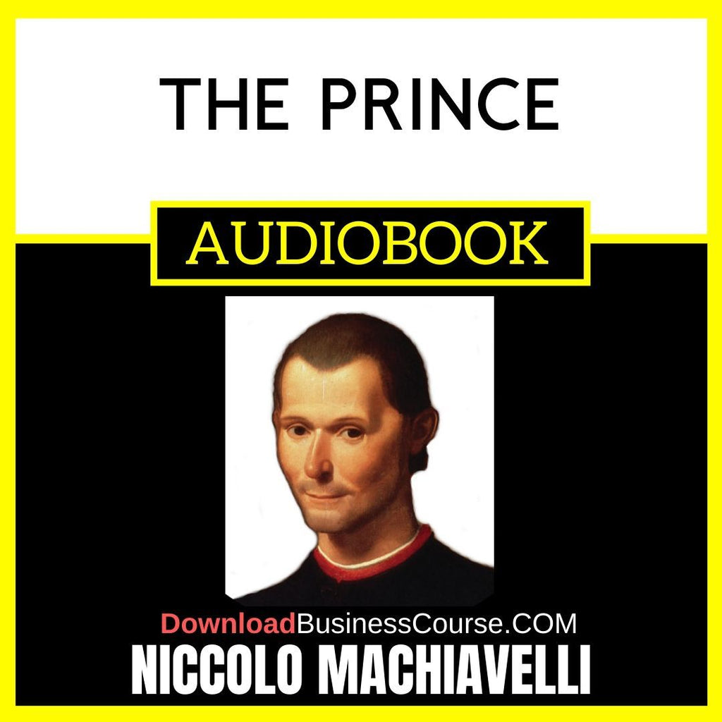 Niccolo Machiavelli - The Prince Audiobook Free Download FREE DOWNLOAD