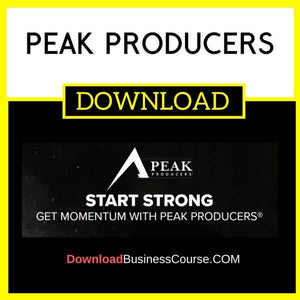 Peak Producers FREE DOWNLOAD