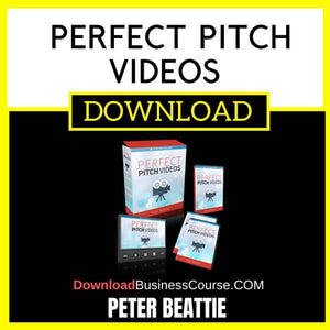 Peter Beattie Perfect Pitch Videos FREE DOWNLOAD