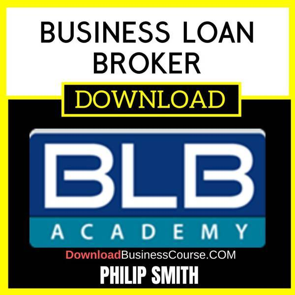 Philip Smith Business Loan Broker FREE DOWNLOAD