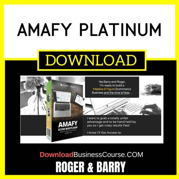 Roger And Barry Amafy Platinum FREE DOWNLOAD