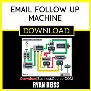 Ryan Deiss Email Follow Up Machine FREE DOWNLOAD