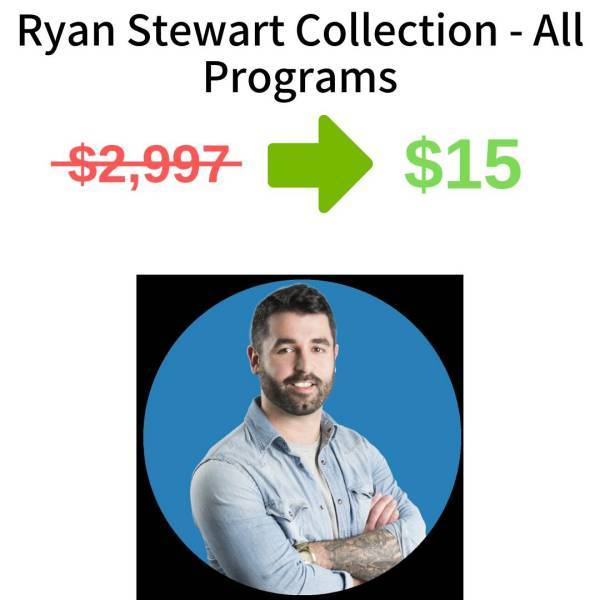 Ryan Stewart Collection - All Programs FREE DOWNLOAD