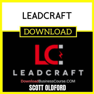 Scott Oldford Leadcraft FREE DOWNLOAD