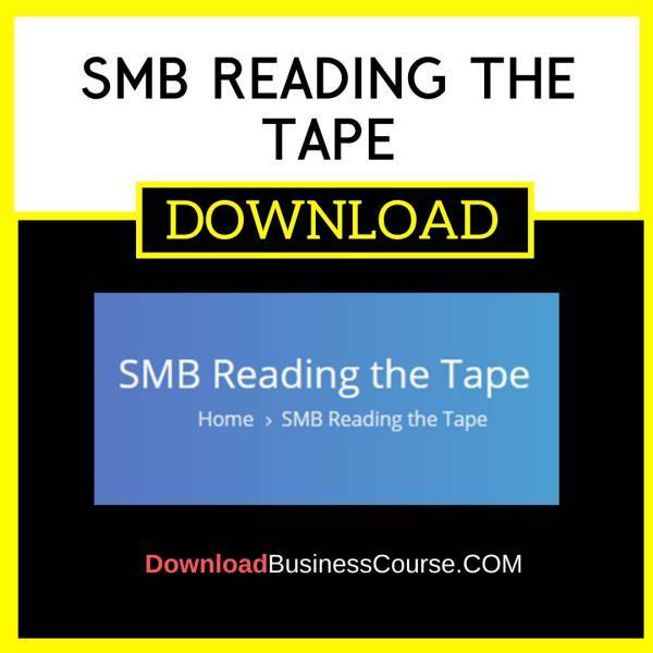 Smb Reading The Tape FREE DOWNLOAD