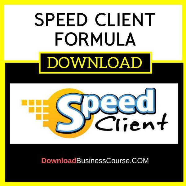 Speed Client Formula FREE DOWNLOAD