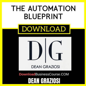 The Automation Blueprint FREE DOWNLOAD