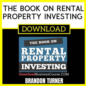 The Book On Rental Property Investing Brandon Turner FREE DOWNLOAD