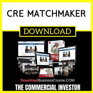 The Commercial Investor Cre Matchmaker FREE DOWNLOAD