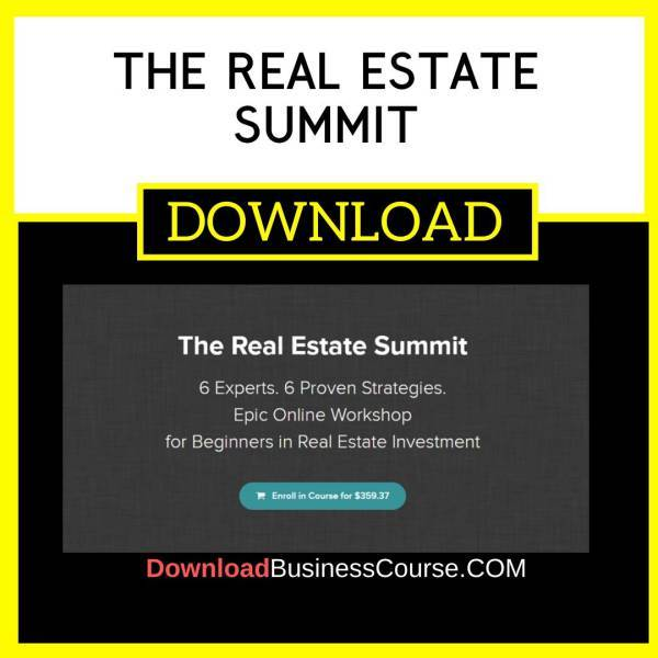 The Real Estate Summit FREE DOWNLOAD