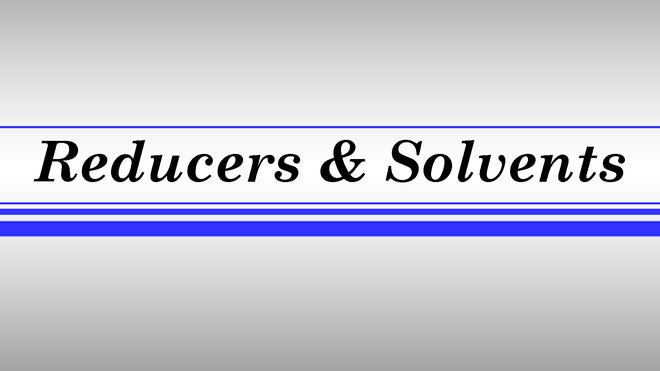 Reducers & Solvents