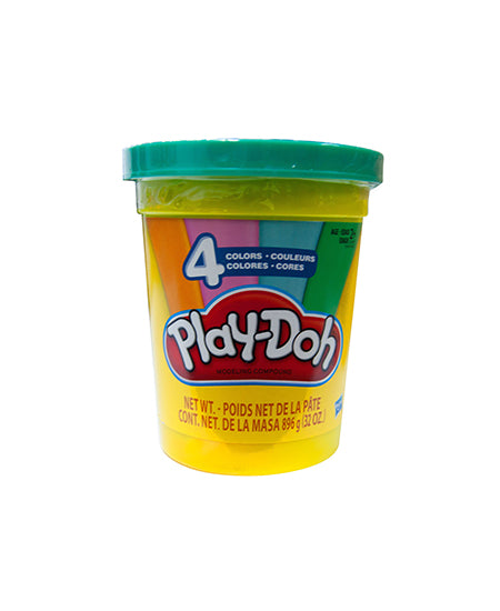 PLAY DOH SUPER CAN AST