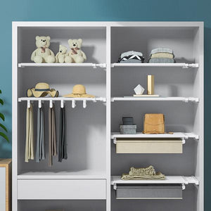 Adjustable Storage Rack