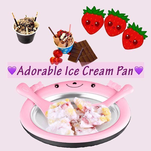 Adorable Ice Cream Pan