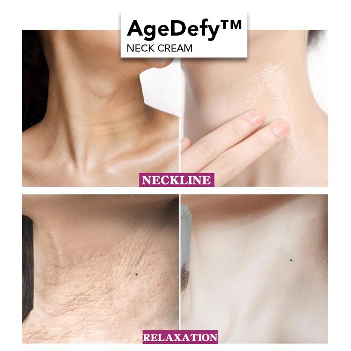 AgeDefy™ Neck Cream