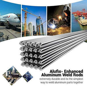 Alufix- Enhanced Aluminum Weld Rods