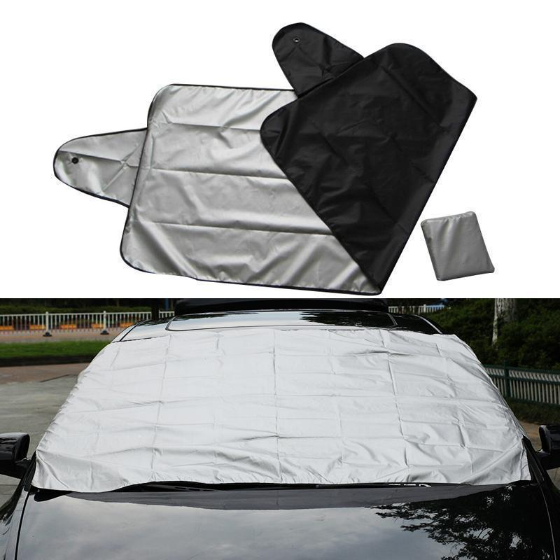 Anti-Snow Windshield Cover