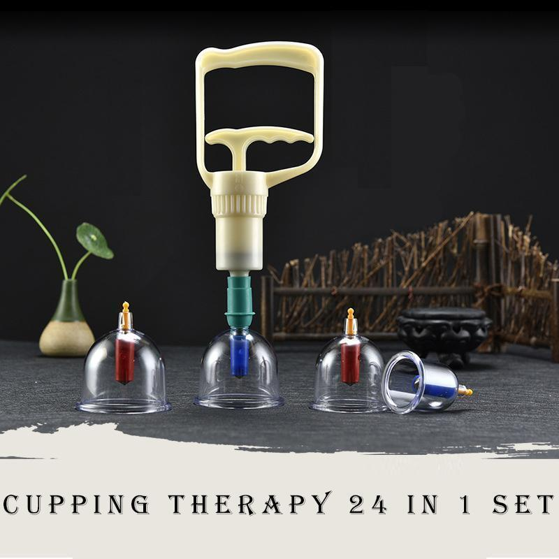 Cupping Therapy Full Set Kit