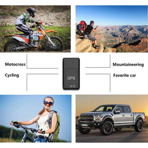 Magnetic Hidden Car GPS Tracker