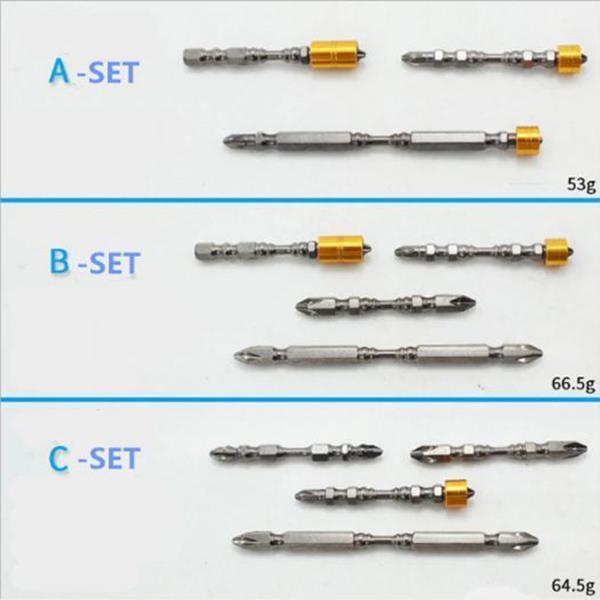 Magnetic Screw Driver Bit Set