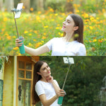 Portable Stereo Selfie Stick