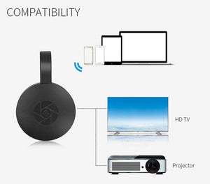 Portable Wireless HDMI Receiver