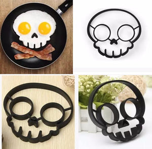 Skull Egg Mould Shaper