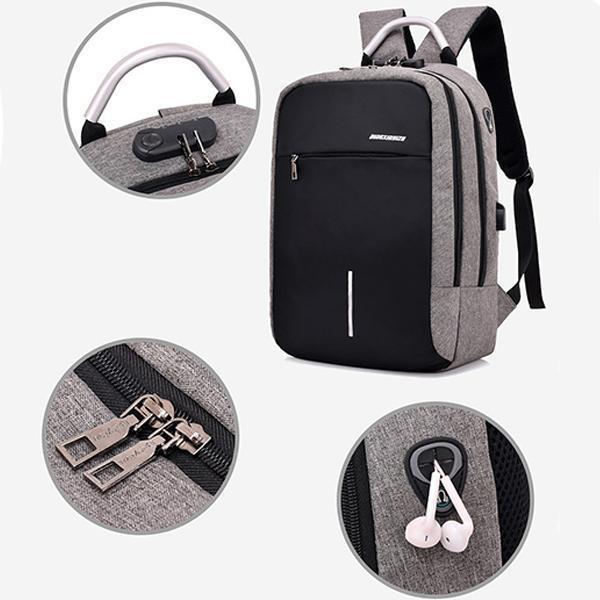 Ultimate Anti-Theft Backpack