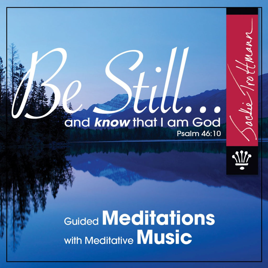 Be Still Meditation CD
