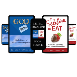 God Notes and The Freedom to Eat Digital Download Bundle