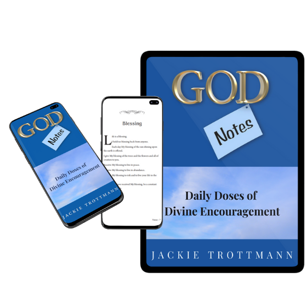 God Notes Digital e-Book