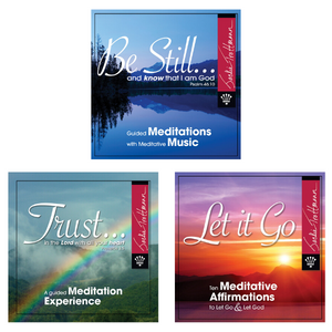 Guided Meditation CD Bundle With Bonus Downloads