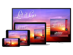 Let It Go Meditation Digital Downloads